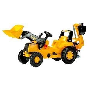 FAO Schwarz Backhoe-Loader