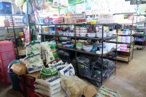 Grocery store in Osa